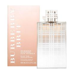 Burberry Brit Summer Edition for Women 3.3-ounce Eau de Toilette Spray