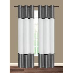 VCNY Mason 84 inch Grommet Panel