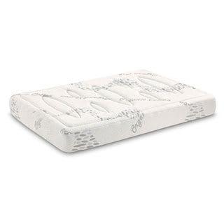 Tobia Tubes 7-zone 10-inch Queen-size Foam Mattress