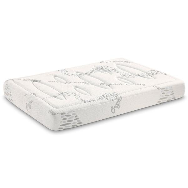 Tobia Tubes 7-zone 10-inch Twin XL-size Foam Mattress