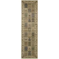 Nourison Persian Arts Beige Rug (2'3 x 8')