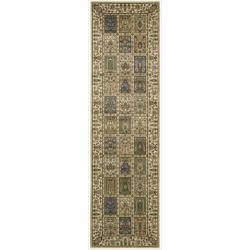 Nourison Persian Arts Beige Rug (2'3 x 12')