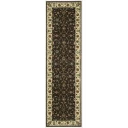 Nourison Persian Arts Brown Rug (2'3 x 12')