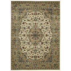 "Nourison Persian Arts Ivory Area Rug (3'6"" x 5'6"")"
