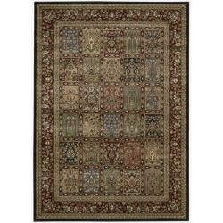 Nourison Persian Arts Multi Rug (5'3 x 7'5)