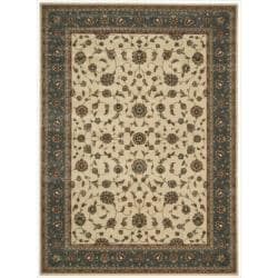 Large Nourison Persian Arts Ivory Area Rug (9'6