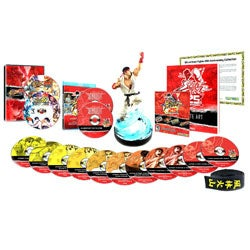 XBox 360 - Street Fighter 25th Anniversary Collector's Set