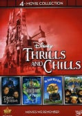 Disney 4-Movie Collection: Thrills and Chills (Haunted Mansion, Tower of Terror, Mr. Toad's Wild Ride, Country Bears) (DVD)