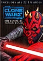 Star Wars: The Clone Wars Season Four (DVD)