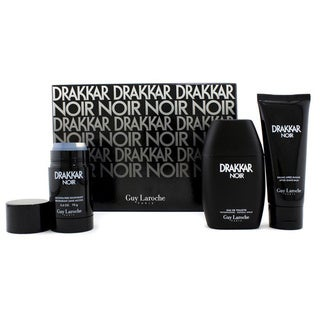 Guy Laroche 'Drakkar Noir' Men's 3-piece Gift Set