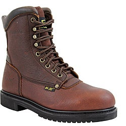 AdTec by Beston Men's Wide Steel Toe Work Boots- Wide