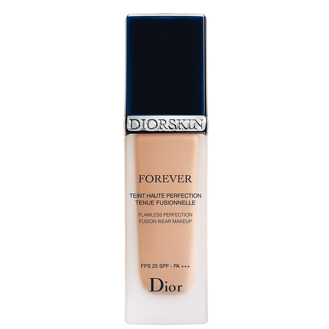Christian Dior DiorSkin Forever 040 Honey Beige Flawless Perfection Fusion Wear Makeup SPF 25 at Sears.com