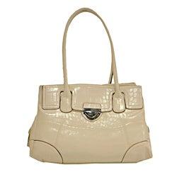 Bueno 'Ajla' Cream Shoulder Bag