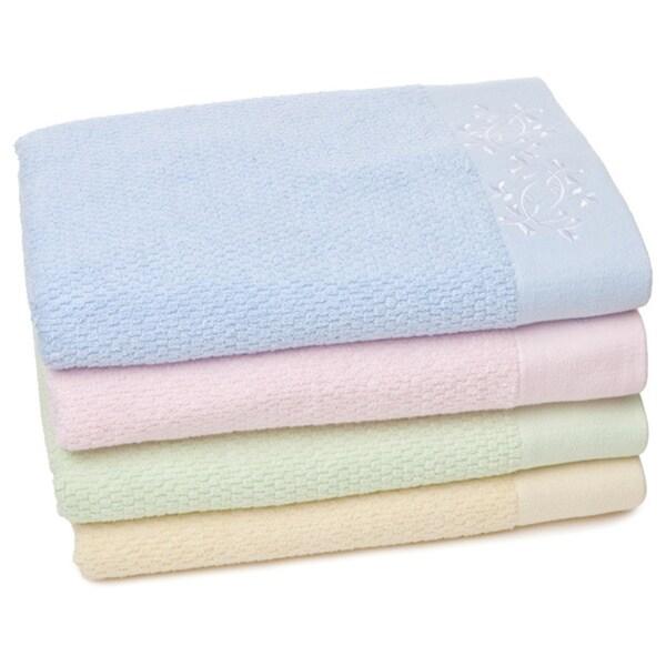Eileen West Florentine Garden 3-piece Towel Set