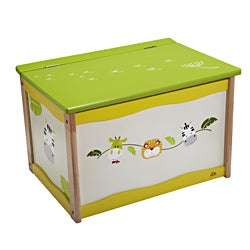 Wonderworld Toys Safari Toy Chest