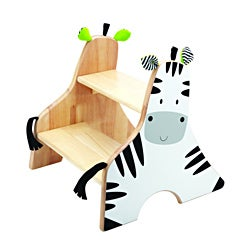 Wonderworld Toys Zebra Step Stool