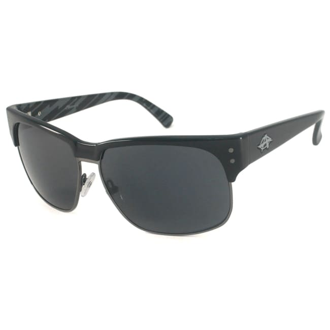 Anarchy Sovereign Men's Rectangular Sunglasses