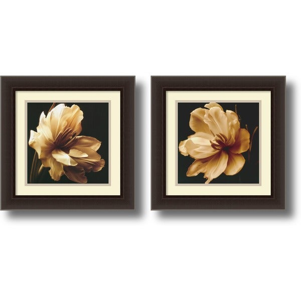 Charles Britt 'Timeless Grace Set' Framed Art Print