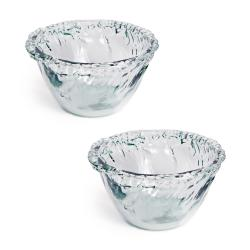 Artisan Glass Bowl (Set of 2)