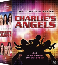 Charlie's Angels: The Complete Series (DVD)