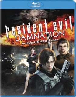 Resident Evil: Damnation (Blu-ray Disc)