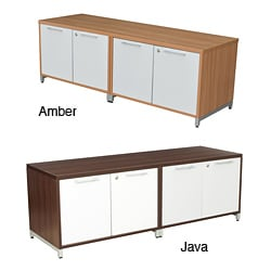 Regency Seating OneDesk 60-inch Double Storage Cabinet Low Credenza