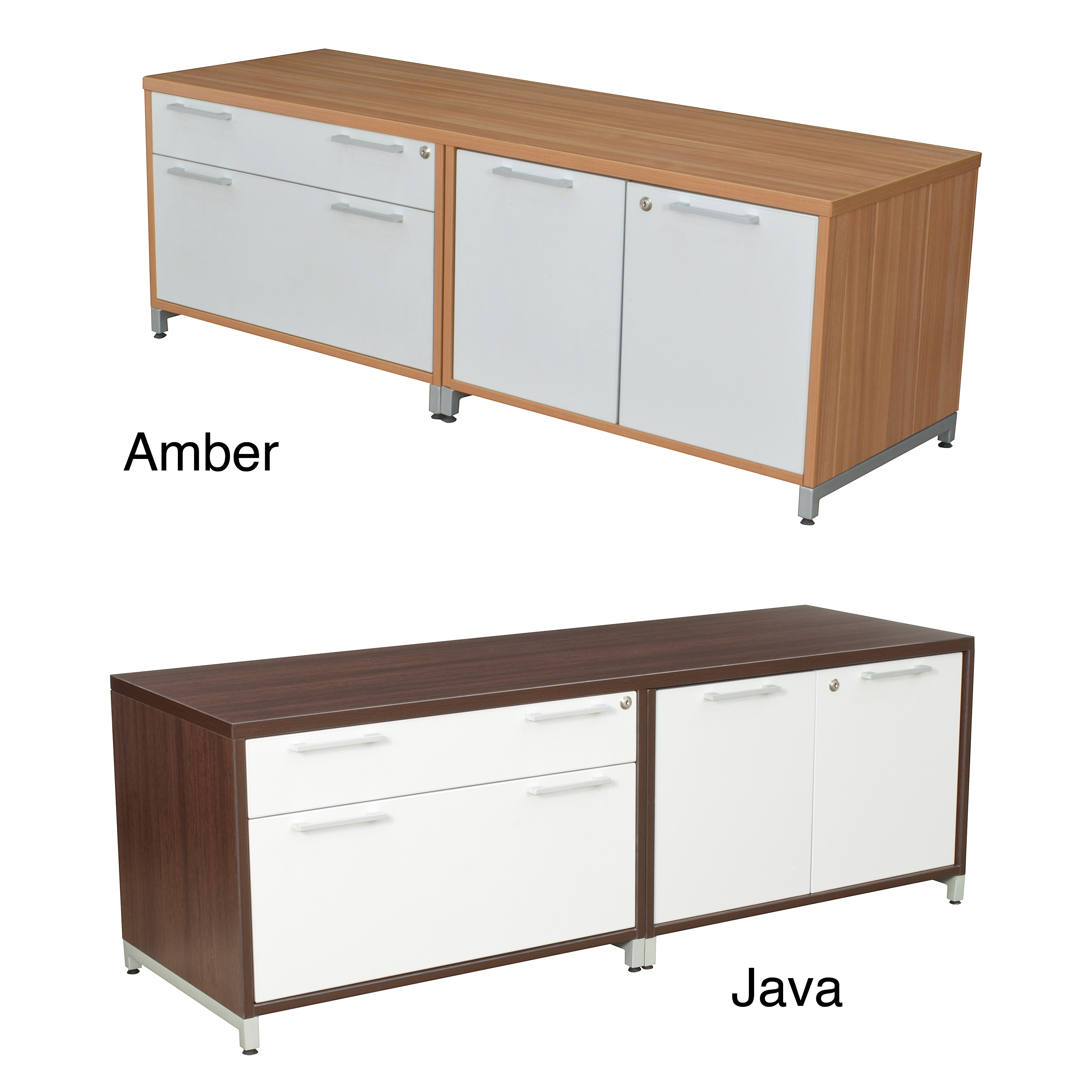 Regency Seating OneDesk 60-inch Lateral/ Storage Cabinet Low Credenza