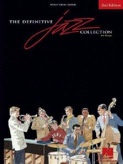 The Definitive Jazz Collection: Alto Saxophone with Chord Symbols (Paperback)