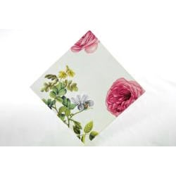 Summer Flowers Dinnerware Set (20 Pieces)