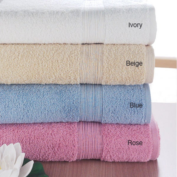 Salbakos Buesseto Turkish Cotton 6-piece Towel Set