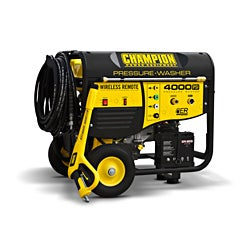 Champion 4000 PSI Remote Start Pressure Washer
