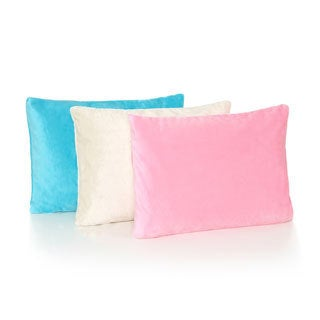 My First Toddler Memory Foam Pillow With Matching Pillowcase