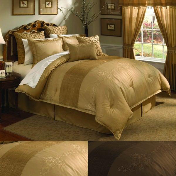 Veratex Lantana 4 pc Comforter Set