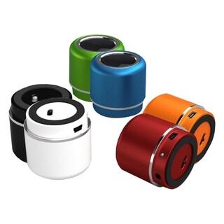 Supersonic SC-1360BT Speaker System - 2.2 W RMS - Wireless Speaker(s)
