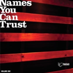 NAMES YOU CAN TRUST - VOL. 1-NAMES YOU CAN TRUST