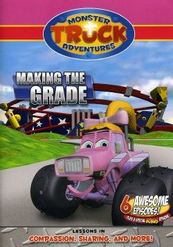 Monster Truck Adventures: Making the Grade (DVD)