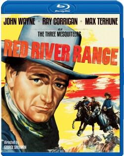 Red River Range (Blu-ray Disc)