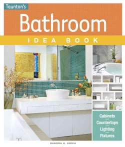 Bathroom Idea Book (Paperback)