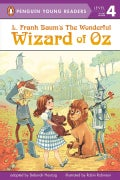 L. Frank Baum's The Wonderful Wizard of Oz (Paperback)