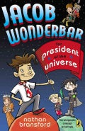 Jacob Wonderbar for President of the Universe (Paperback)