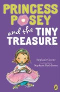 Princess Posey and the Tiny Treasure (Paperback)