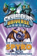 Spyro Versus the Mega Monsters (Paperback)