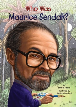 Who Was Maurice Sendak? (Hardcover)
