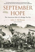 September Hope: The American Side of a Bridge Too Far (Paperback)