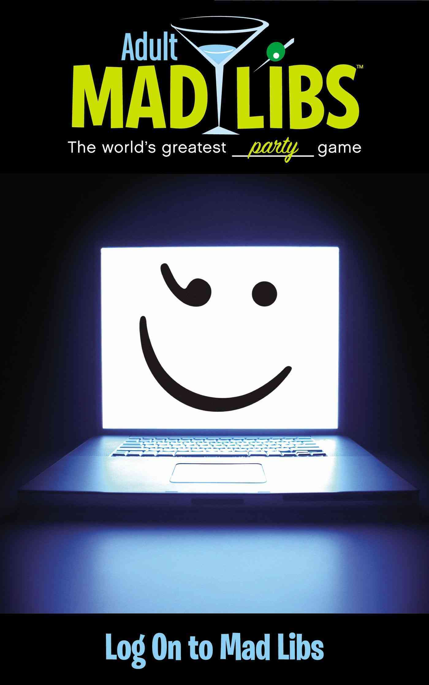 Log on to Mad Libs (Paperback)