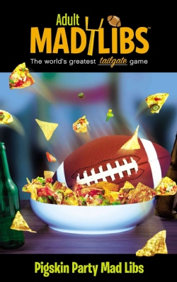 Pigskin Party Mad Libs (Paperback)