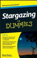 Stargazing for Dummies (Paperback)