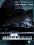 Great Themes for Piano Solo: 27 Favorite Movie and TV Themes (Paperback)