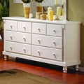 Macedonia White Dresser