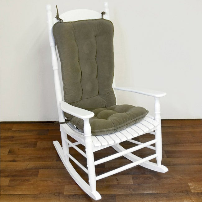 rocking chair cushion set overstock shopping great deals on chair